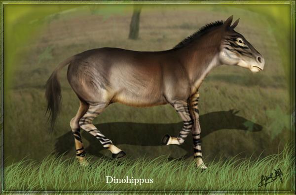 3-DinohippusPaintg