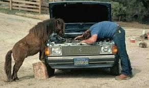 pony mechanic